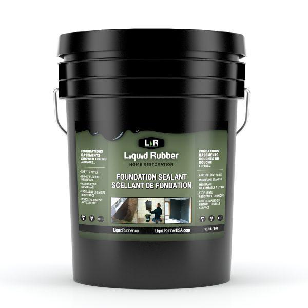 Foundation Sealant Liquid Rubber 5G-18.9L